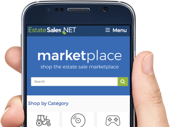 EstateSales.NET Marketplace